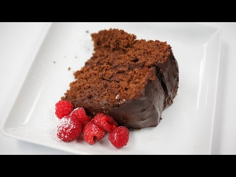 Recipe Rehab TV Season 1 How-To: Dark Chocolate Chip Cake