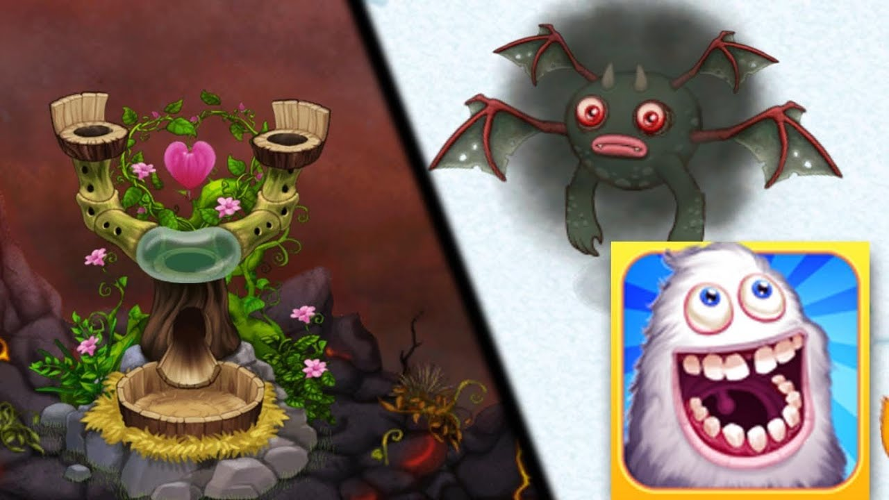 how to breed grumpyre monster 100 % real in my singing monsters