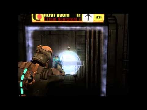 DeadSPAce!!!! GAmeplay ( i get fking scared dammit
