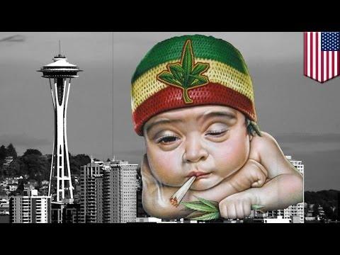 Washington, na-legalize na sa wakas ang pagbenta ng recreational marijuana!