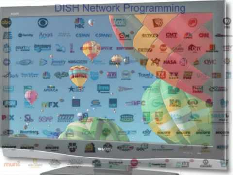 DISH Official Site Satellite Television Provider