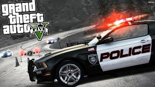 GTA 5 Police Fail