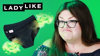 We Tried Fart-Proof Underwear • Ladylike