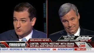 Ted Cruz Gets Beat Down On Crossfire