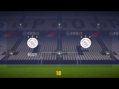 Ajax FIFA 18 Career Mode S2 E17 - Tight at the top