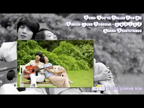 [English Sub] You've Fallen For Me [Jung Yong Hwa]