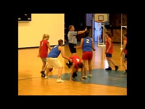 ET Harris - Saranac Women's S-F 9-1-09