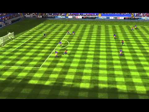 FIFA 14 Android - QATAR FC VS TOTT ¡¡GOL FAIL!!