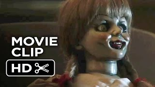 Annabelle Movie CLIP Demons Use Conduits (2014) Alfre