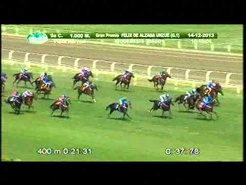 Vidéo de la course PMU GRAN PREMIO FELIX DE ALZAGA UNZUE INTERNACIONAL