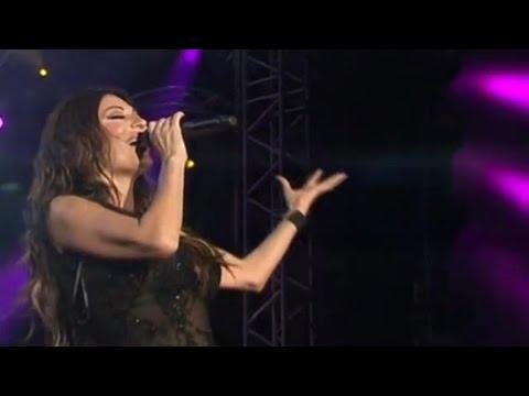 Ceca - Poziv - (LIVE) - (Usce 2) - (TV Pink 2013)