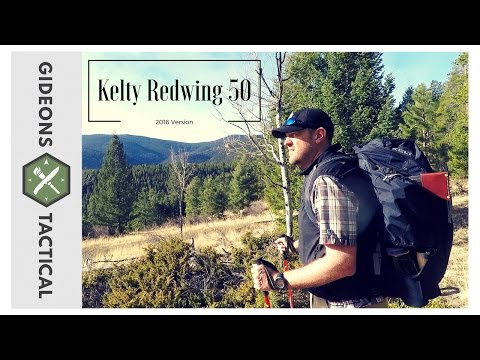 The Backpack Everyone Should Own: Kelty Redwing 50