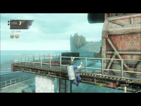 Uncharted 3 Dry Docks All Glitches and Hiding Spots New (HD)