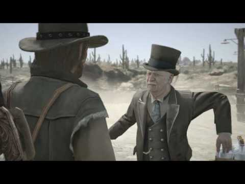 Launch Trailer - Red Dead Redemption