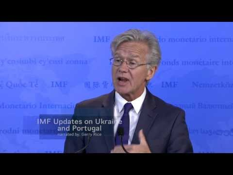 IMF Updates on Ukraine & Portugal