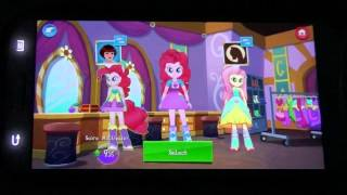 Equestria Girls Dance Game Gameplay Pt. 2 (My Little Pony Gameloft App) (Android)