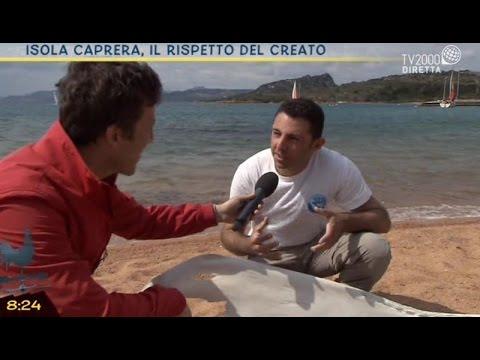 Isola Caprera, il rispetto del mare