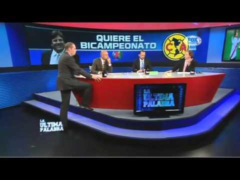 video Ultima Palabra, Pumas vs America J08 A13 Estadio CU 02Sept2013