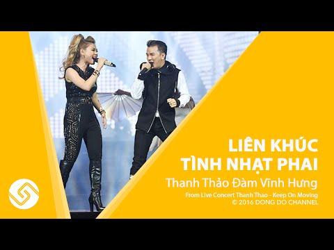 THANH THẢO ĐÀM VĨNH HƯNG | Liveshow Keep On Moving - Lk Tình Nhạt Phai Remix | Đông Đô Channel
