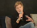 Redford doesnt concern himself with politics