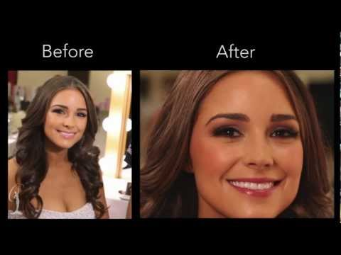 2012 MISS USA - Day to Night Makeup Tutorial from Rain Cosmetics