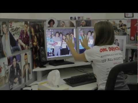 One Direction Fall In Love With thehothits.com's Website Manager, Head to http://www.thehothits.com/news/30737/one-direction-fall-in-love-with-thehothits.com%27s-website-manager for more on this story It's an Australian fla...