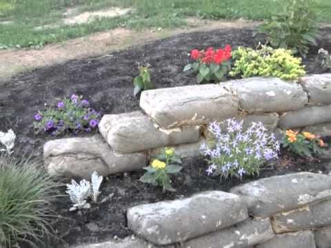 Another look at the retaining wall YouTube