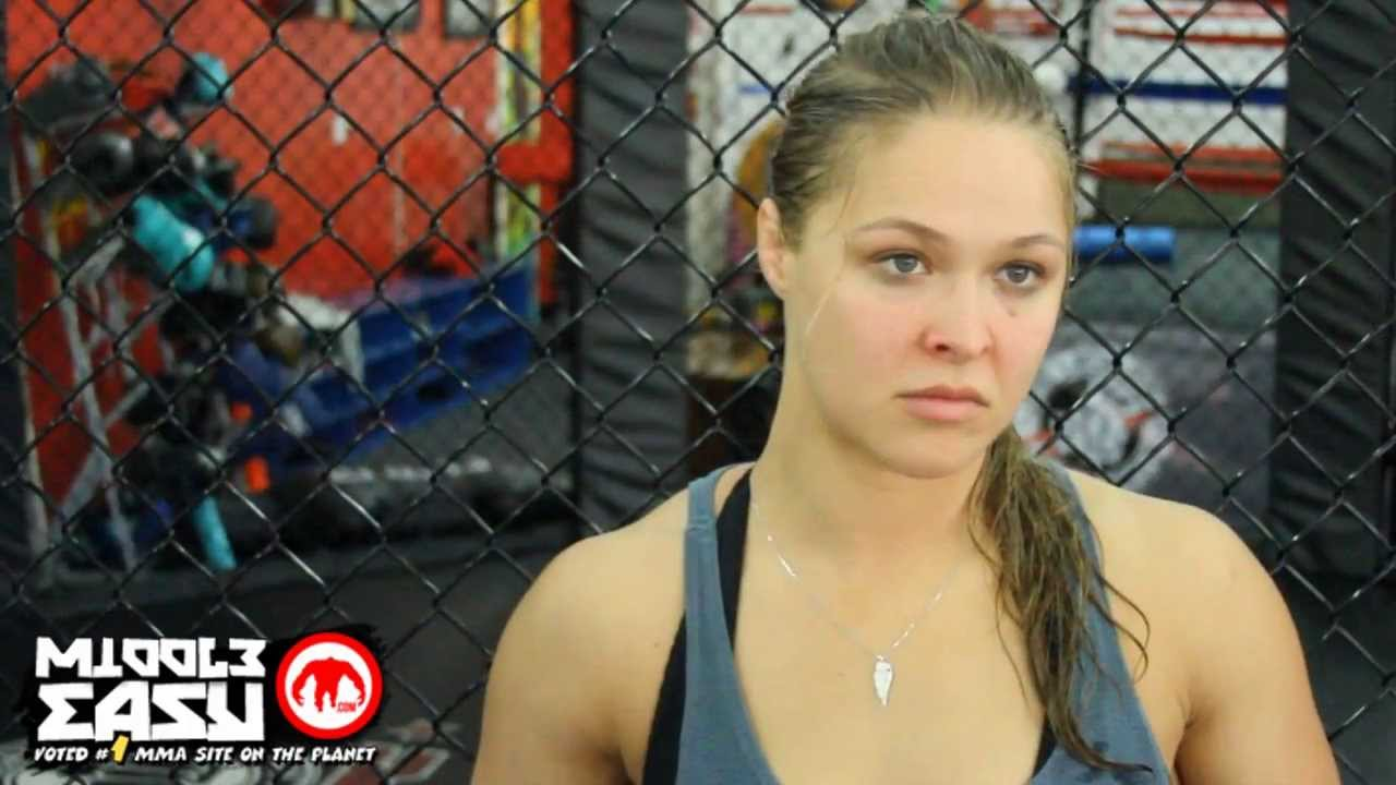 Ronda rousey slip rottweiler history and ufc bantamweight pages
