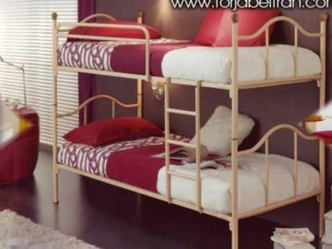 Decoracion dormitorios literas juveniles catalogo for Muebles y decoracion