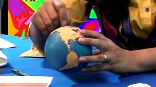 Proyecto Artístico De Globo Terráqueo En Cuenticos