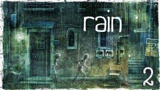 Прохождение игры Rain (Дождь) PS3. Глава 2: Капли дождя, звуки шагов.