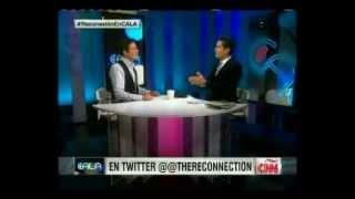 Eric Pearl En CNN Español Con Ismael Cala • Junio, 2014