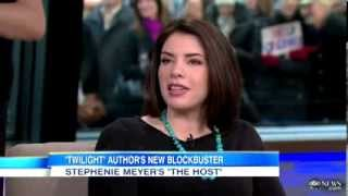 Stephenie Meyer Interview In AbcNEWS