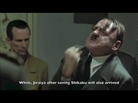 Hitler's Review: Naruto Chapter 611-613-- Oppa Piccaso Style
