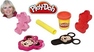 Play-Doh Mickey Mouse Clubhouse Mickey And Minnie Sets