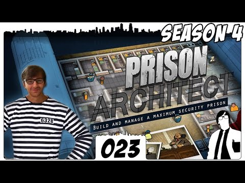 Prison Architect #023 - Expansion XXL | Prison Architect Alpha 22 [German]