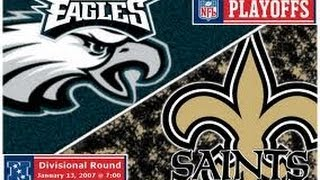 Eagles Vs. Saints NFC Wild Card Round Playoff PREVIEW