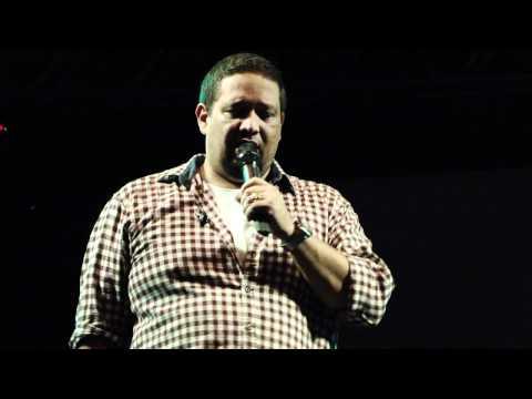 Fernandinho em Uberlândia 2011 - Pregação Fernandinho - HGospel.com