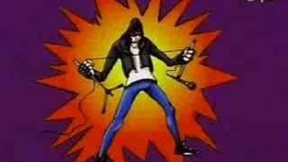 Ramones Spider-Man