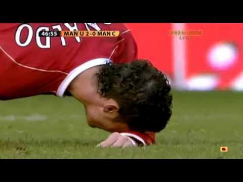 Cristiano Ronaldo vs Manchester City Home 06-07 by Hristow