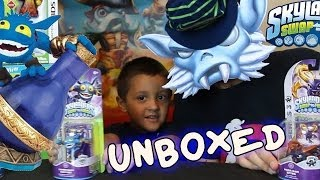 Skylanders Swap Force Unboxing (Part 4) Super Gulp Pop