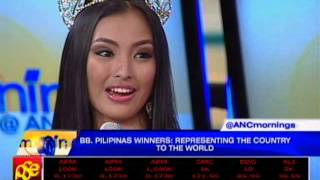Bb. Pilipinas 2013 Winners: Representing the country to the world