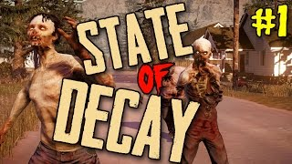 "State Of Decay Breakdown Ep 01 ""Idiot With A Grenade"