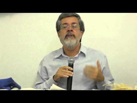 I Seminario Ecologia Humana - Palestra Joao Pacheco