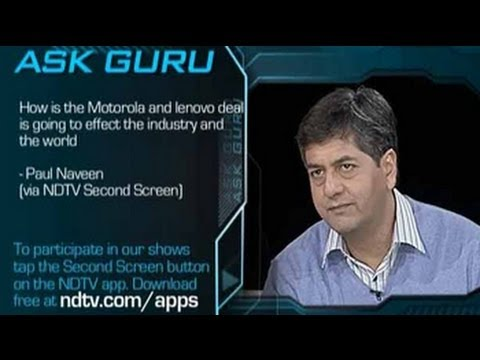 Ask Guru: Implications of the Lenovo-Motorola Deal