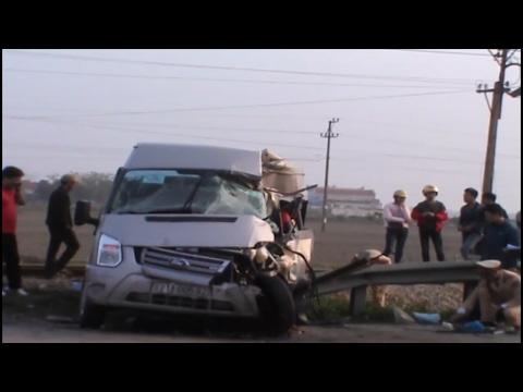 Tin Tức 24h Mới Nhất: Tai nạn giao thông đường sắt tại Nam Định