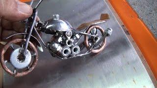 Moto en miniatura 2