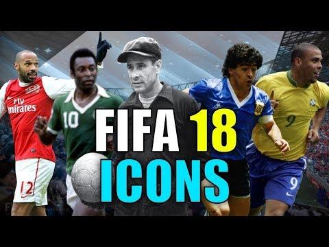 FIFA 18 FUT Draft | Icon Yashin