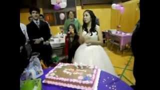 Errores en pasteles de cumpleaños