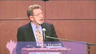 2010 Jacob K. Javits Lecture: They Are Us: Common Sense in Immigration Reform